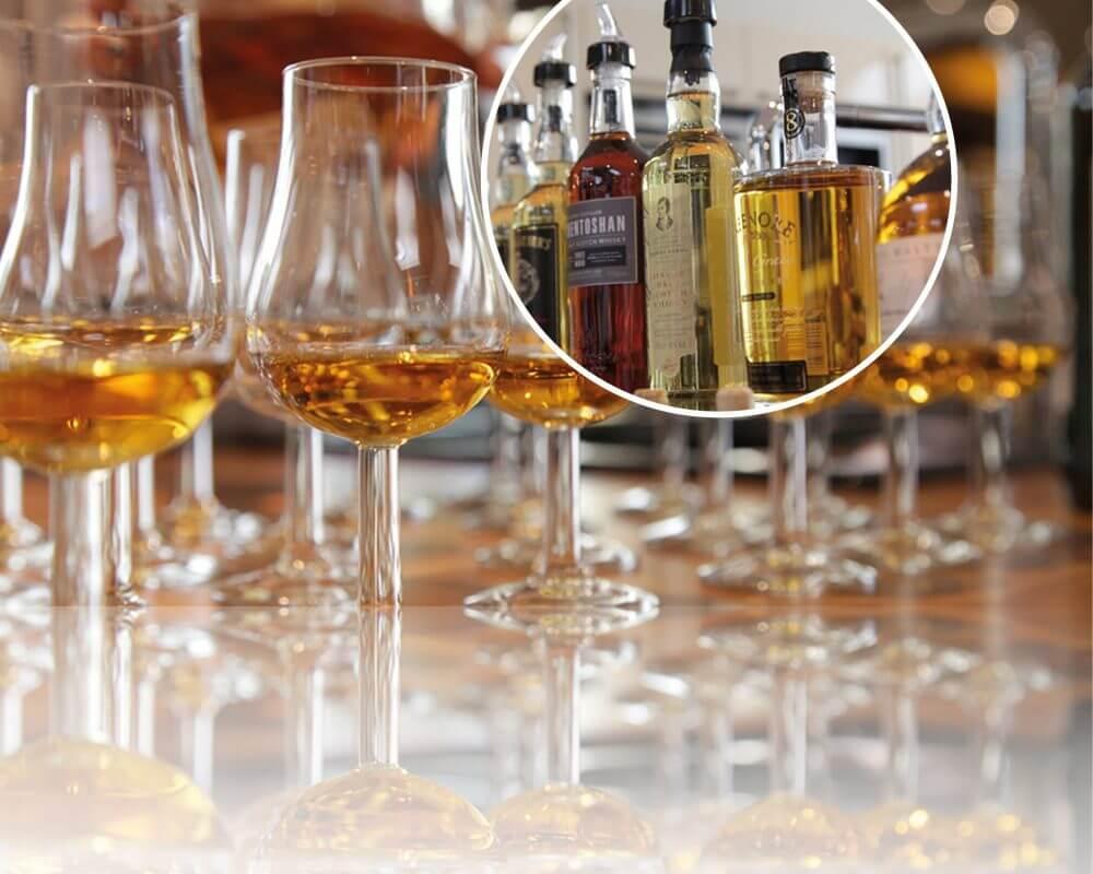 Whiskey Tasting bei Rodemann
