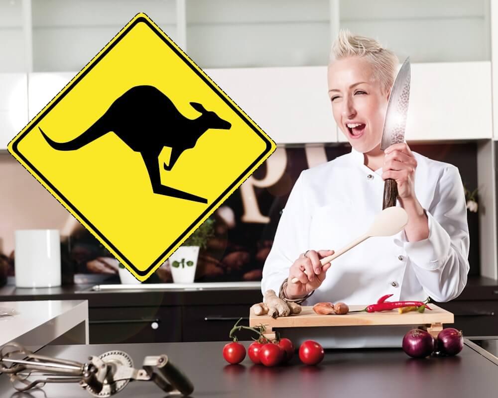 Australian cuisine ausverkauft m bel rodemann for Australian modern cuisine