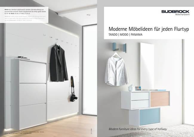 Sudbrock Garderoben Katalog