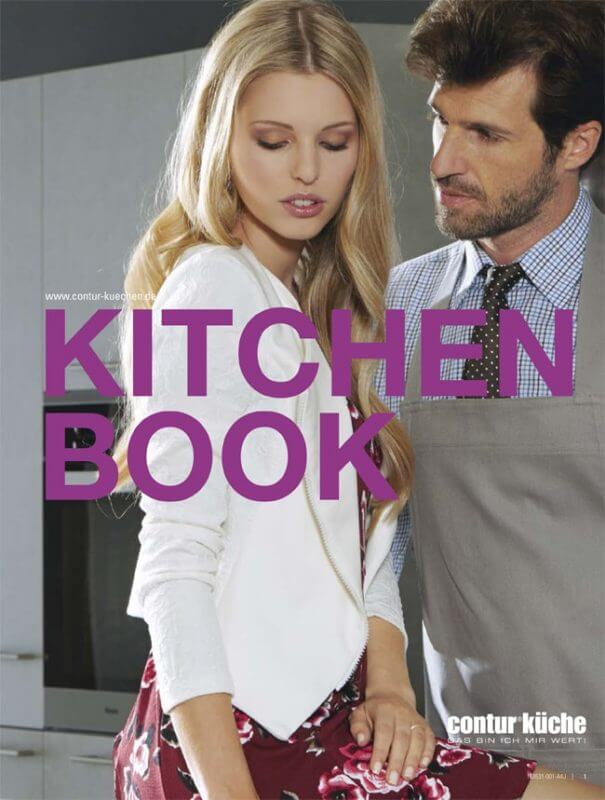 Contur Kitchenbook Katalog