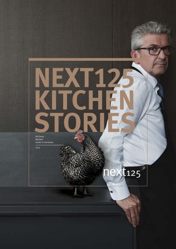 next125 Designerküchen Katalog