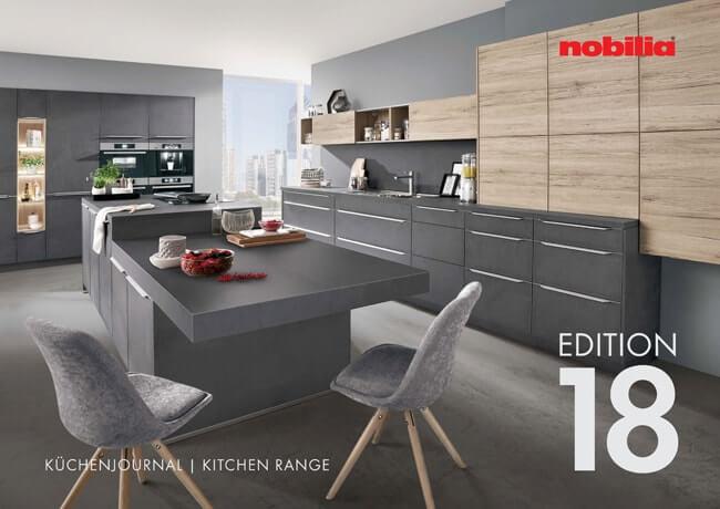 Nobilia Küchenjournal Katalog
