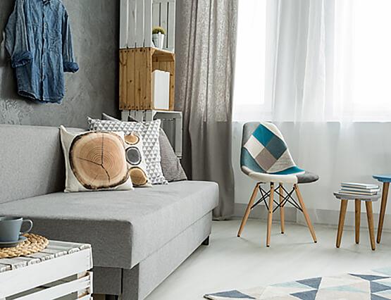 Kleine Wohnung ganz Groß Stuhl