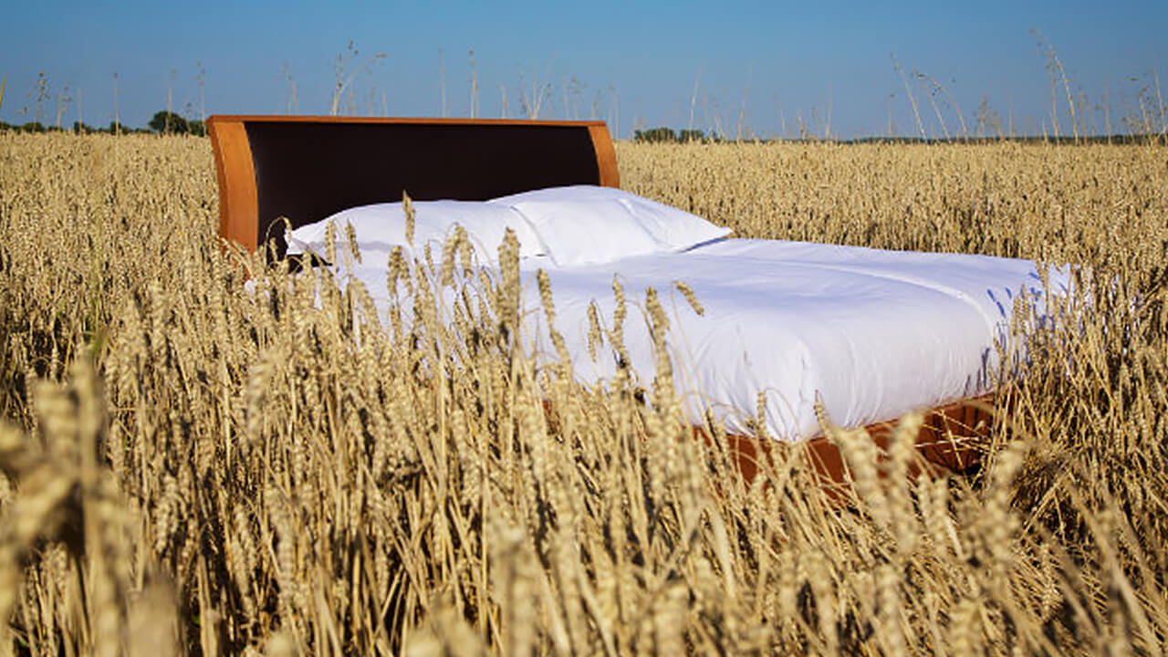 Schlaflose Nächte Playlist Bett