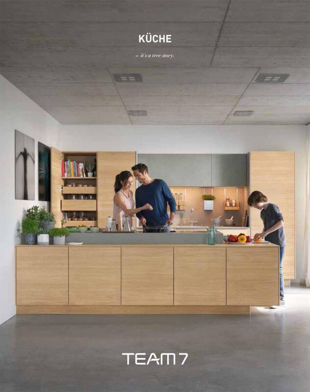 Team7 Küchen Katalog