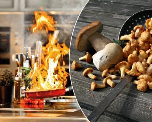 Kochwerkstatt, Kochen, Kochkurs, Kochen lernen