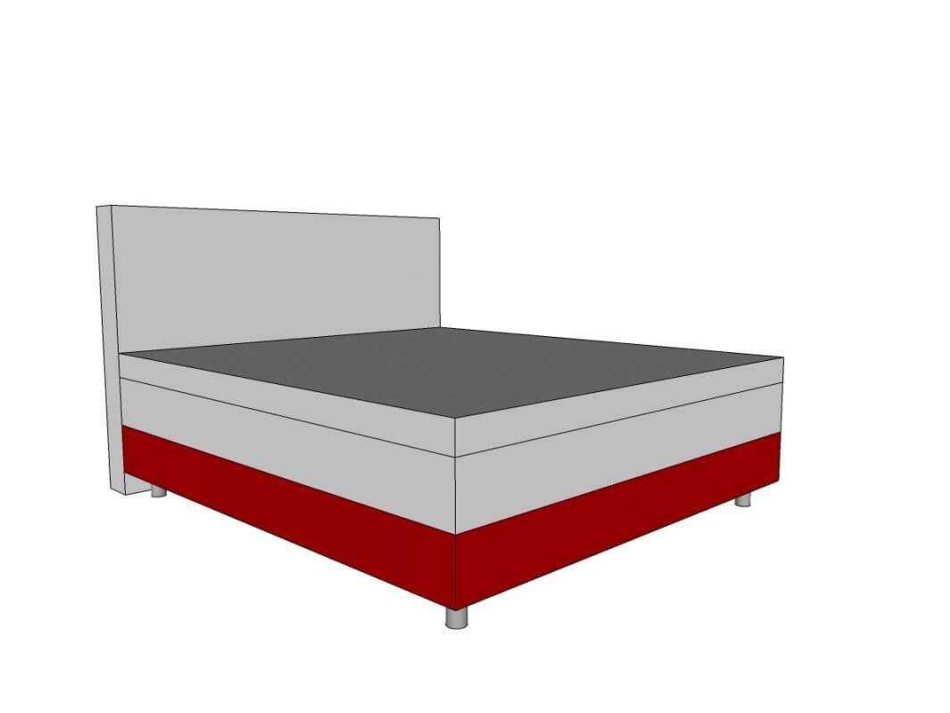 Boxspringbett Box