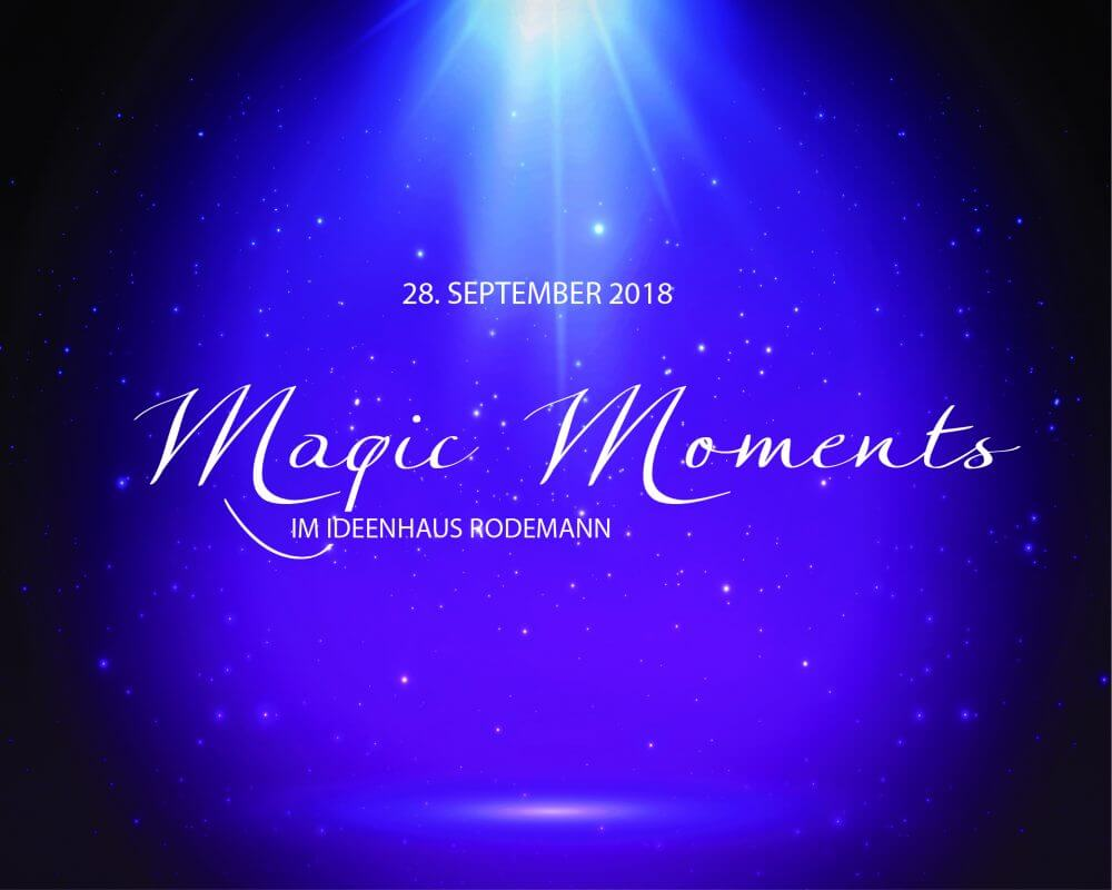 Herbstevent Magic Moments