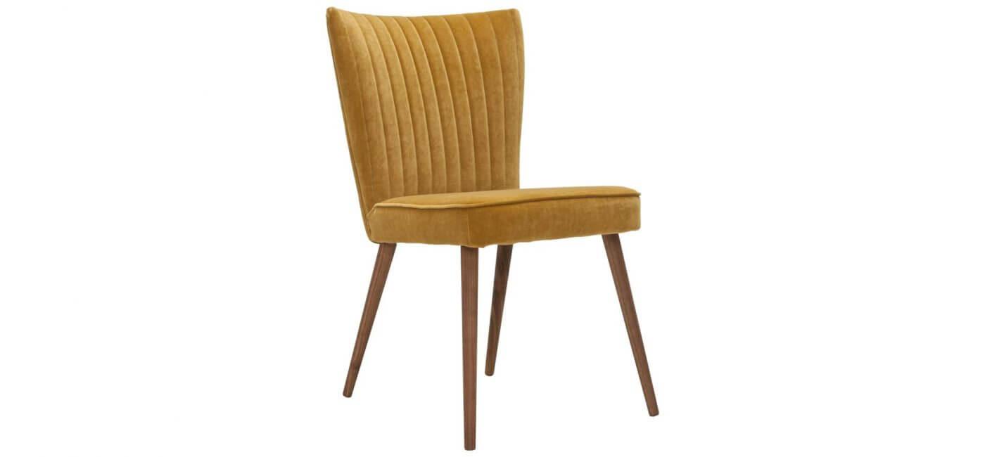 Geräumig Stühle Mit Stoffbezug Dekoration Von Startseite / Esszimmer / Stühle