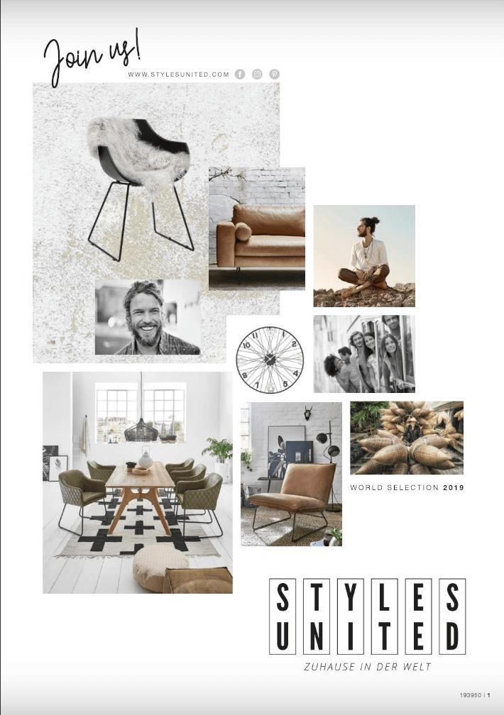 Styles United Katalog