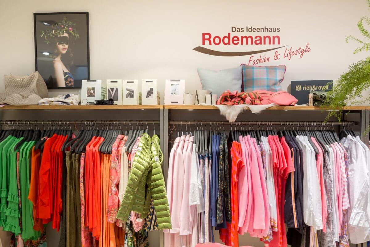 Fashion im Ideenhaus Rodemann