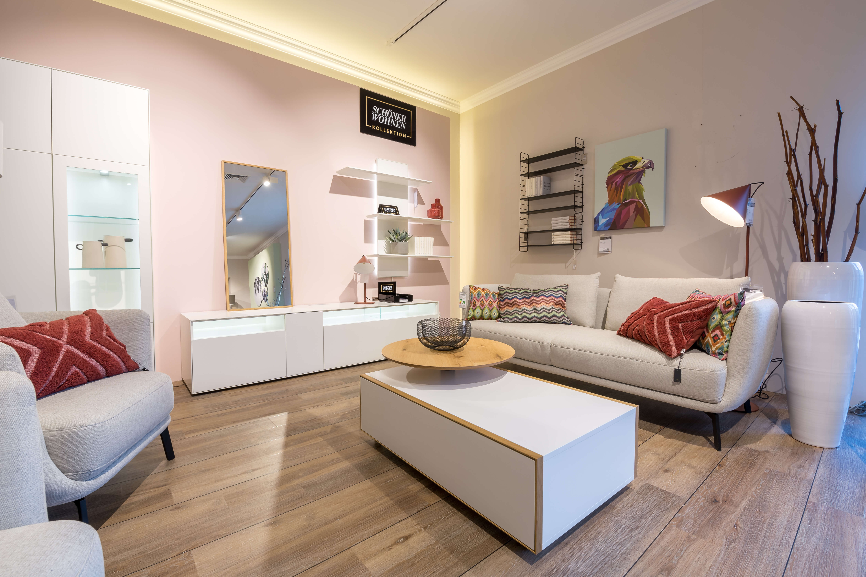 Wohnzimmer bei Möbel Rodemann