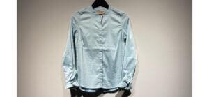 Hellblaue Bluse von Mos Mosh