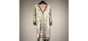 Geblümtes Kleid von Malvin