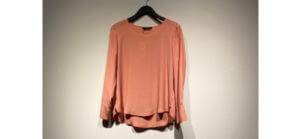 Orangefarbene Bluse von SET