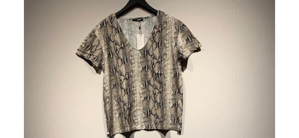 Gemustertes Shirt von SET