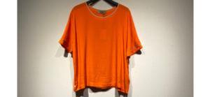 Orangefarbene Bluse von Mos Mosh