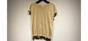 Goldenes Shirt von Mos Mosh