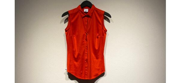 Rote Bluse von Desoto
