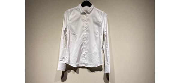 Weiße Bluse von Mos Mosh