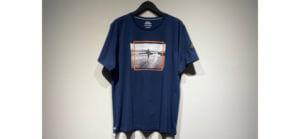 Blaues T-Shirt von Ecoalf