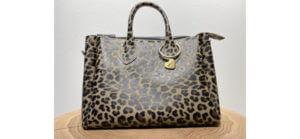 Tasche Leopardenprint von GUM